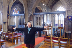 Meet Reverend Chris and read her latest blog